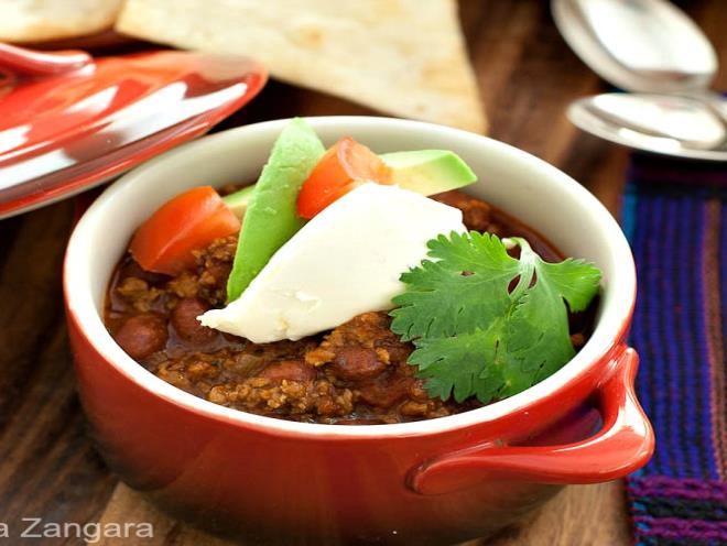 Easy Chili Con Carne · Australian Kitchen