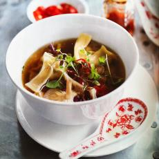 mushrooms chicken soup with ginger and shiitake mushrooms chicken soup ...