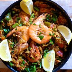 Perfect Paella by The Macadames