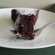 Red Wine Chocolate Cake by Words & Cake