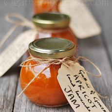 Apricot and Lavender Jam