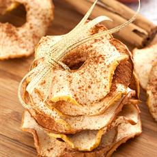 Cinnamon Apple Chips by Manu's Menu
