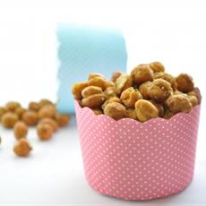 Crispy Roasted Chickpeas by Claire K Creations