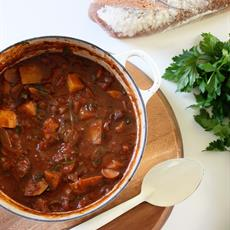 Dover Grass Fed Beef Stew