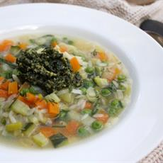 Herby Vegetable Soup