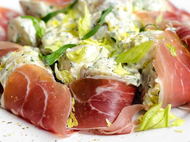 Potato Salad with Horseradish & Prosciutto · Australian ...