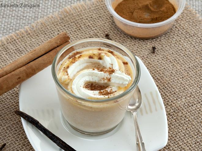 Pumpkin Pie White Hot Chocolate · Australian Kitchen