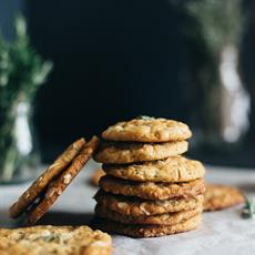 Rosemary ANZAC Biscuits