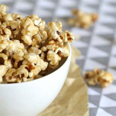Honey Nut Popcorn by Bake Play Smile