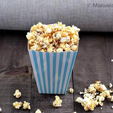 Salted Caramel Popcorn by Manu's Menu
