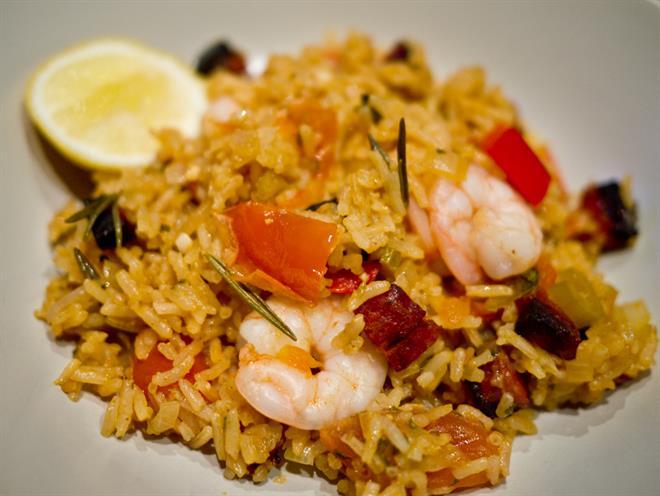 Spicy Rice · Australian Kitchen