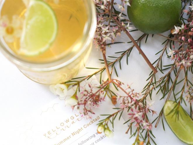 Summer Night Cocktail · Australian Kitchen